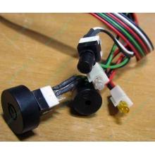 Светодиоды в Бронницах, кнопки и динамик (с кабелями и разъемами) для корпуса Chieftec (Бронницы)