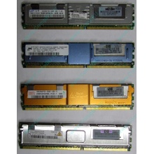 Серверная память HP 398706-051 (416471-001) 1024Mb (1Gb) DDR2 ECC FB (Бронницы)