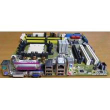Материнская плата Asus M2NPV-VM socket AM2 (без задней планки-заглушки) - Бронницы
