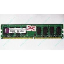 ГЛЮЧНАЯ/НЕРАБОЧАЯ память 2Gb DDR2 Kingston KVR800D2N6/2G pc2-6400 1.8V  (Бронницы)