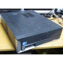 Лежачий четырехядерный системный блок Intel Core 2 Quad Q8400 (4x2.66GHz) /2Gb DDR3 /250Gb /ATX 300W Slim Desktop (Бронницы)