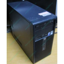 Компьютер Б/У HP Compaq dx7400 MT (Intel Core 2 Quad Q6600 (4x2.4GHz) /4Gb /250Gb /ATX 300W) - Бронницы