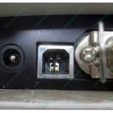 Термопринтер Zebra TLP 2844 (выломан USB разъём в Бронницах, COM и LPT на месте; без БП!) - Бронницы