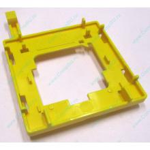 Жёлтый держатель-фиксатор HP 279681-001 для крепления CPU socket 604 к радиатору (Бронницы)
