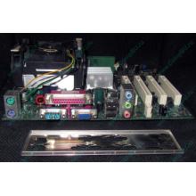 Комплект: плата Intel D845GLAD с процессором Intel Pentium-4 1.8GHz s.478 и памятью 512Mb DDR1 Б/У (Бронницы)