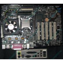 Материнская плата Intel D845PEBT2 (FireWire) с процессором Intel Pentium-4 2.4GHz s.478 и памятью 512Mb DDR1 Б/У (Бронницы)