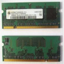 Модуль памяти для ноутбуков 256MB DDR2 SODIMM PC3200 (Бронницы)