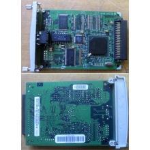 Внутренний принт-сервер Б/У HP JetDirect 615n J6057A (Бронницы)